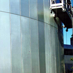 Stainless Cladding Cleaning